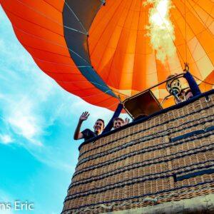Ballonvaren bedrijfsfeest